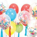 Confetti Balloons Pack Of 10