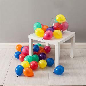 Rainbow Bright Mini Balloon Pack