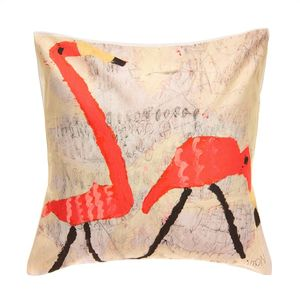 A Stroll Cushion Cover