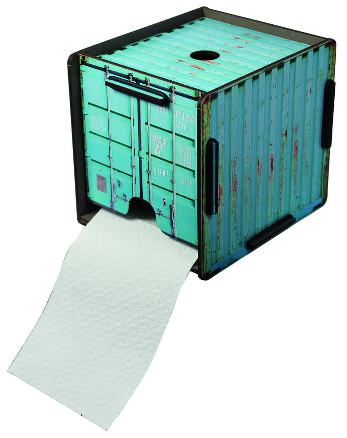 Storage container loo roll holder by deservedly so for Loo roll storage