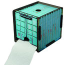 Storage Container Loo Roll Holder