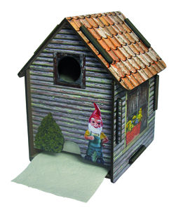 Gnome Loo Roll Holder