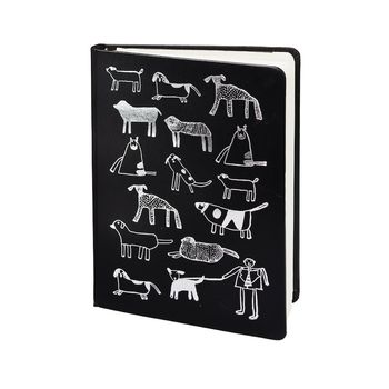 A5 Dogs Hardback Journal