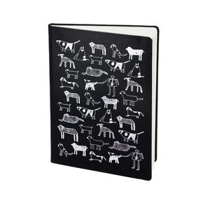 A4 Dogs Hardback Journal