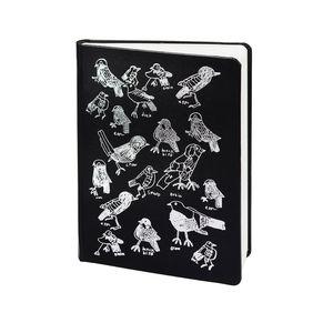 A5 Birds Hardback Journal