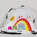 Personalised Kit Bag / Laundry Bag