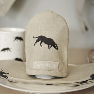 Labrador Egg Cosy - tableware