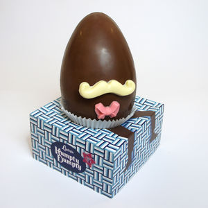 Peanut Butter Milk Chocolate Egg Humpty Dumpty - easter chocolates