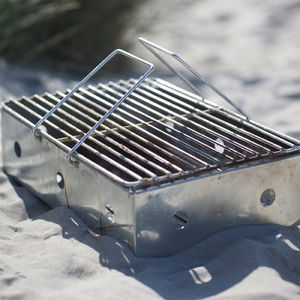 Portable Barbecue - small garden ideas