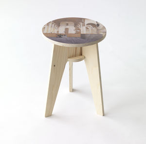 Piet Hein Eek Interior Stool - furniture