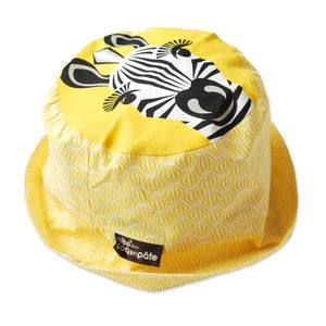 Sun Hat Zebra - children's accessories