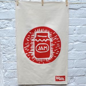 Jam Tea Towel
