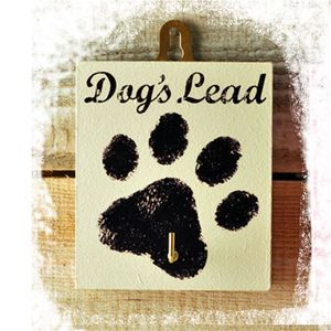 'The Dog's Lead' Hook - laundry room