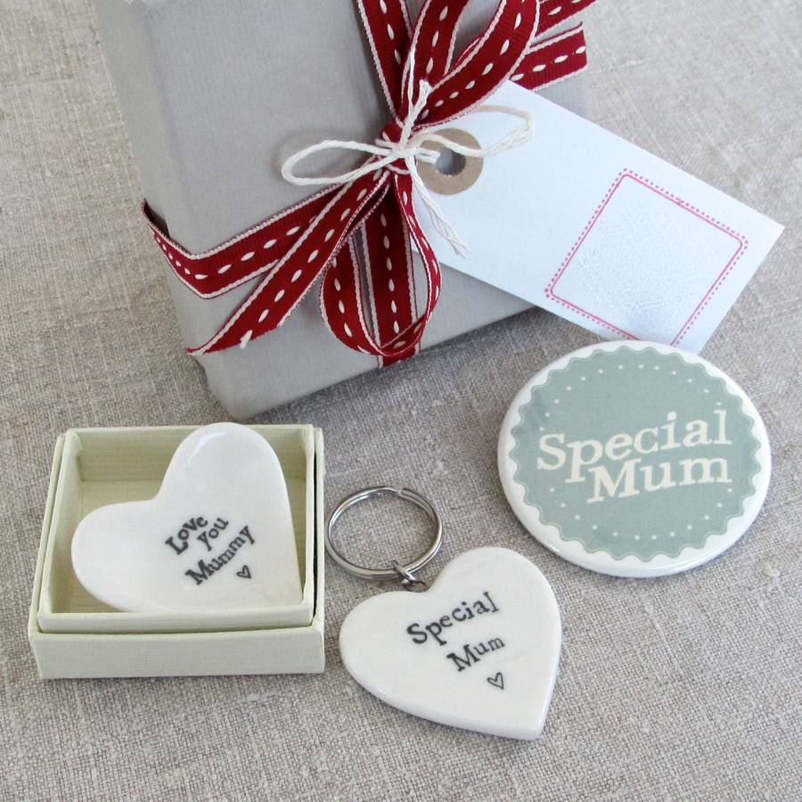 Happy Birthday Mum Filled Gift Box By Chapel Cards