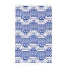 Delft Blue Sardine Tin Tea Towel