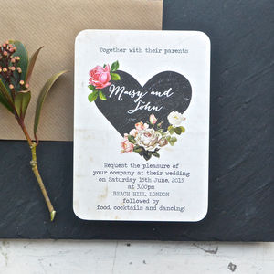 Vintage Rose Wedding Invitation Bundle - invitations