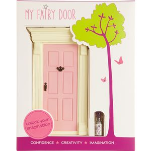 My Pink Fairy Door - personalised