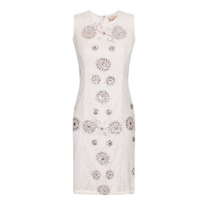 Phillipa White Sequin Shift Dress