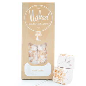 Salted Caramel Marshmallows - wedding favours