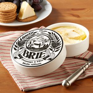 Ceramic Brie Cheese Baker - kitchen accessories