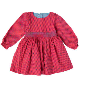 Paige Long Sleeve Dress - children's dresses