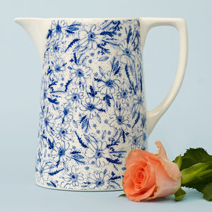 Daisy Serving Jug