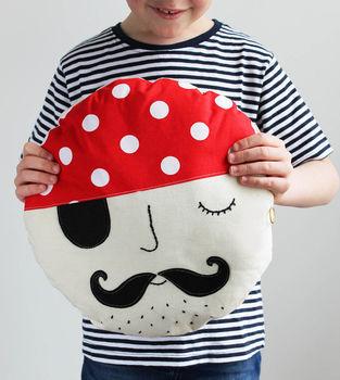 Pirate Lavender Cushion