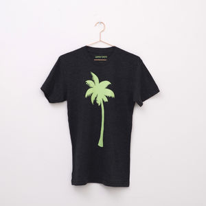 Palm Tree T Shirt - women's fashion