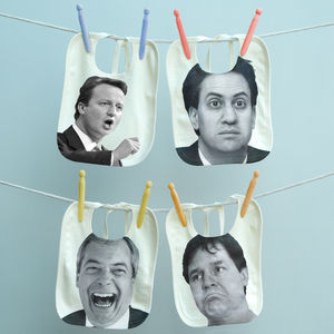 Election Bibs Range - bibs