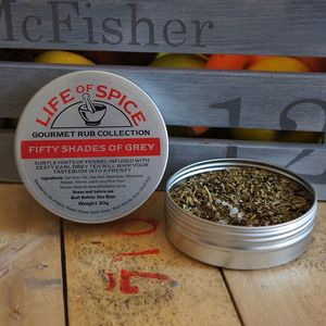 Fifty Shades Of Grey Spice Rub