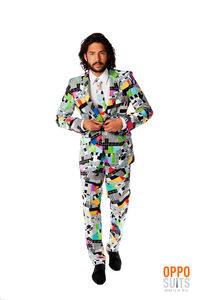 Testival Suit Fancy Dress Costume - adults fancy dress