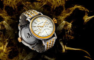 James McCabe The Lurgan Multifunction Watch - distinctive dad jewellery