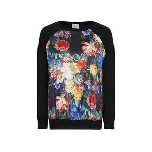 Ronda Top Black - women's fashion