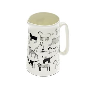 Dogs Jug - dining room
