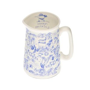 Garden Half Pint Jug - dining room