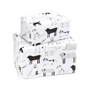 Dogs Gift Wrap - wrapping paper