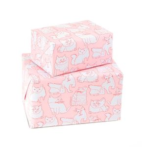 Cats Gift Wrap - wrapping paper