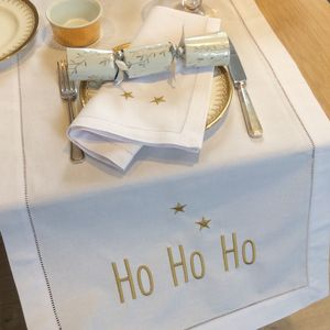 Christmas Runner - table linen