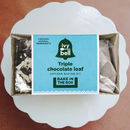 Triple Chocolate Loaf 'Bake In The Box' Kit