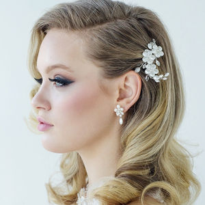 Cherie Crystal Hair Comb