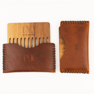 Wood Beard Comb - shop by price