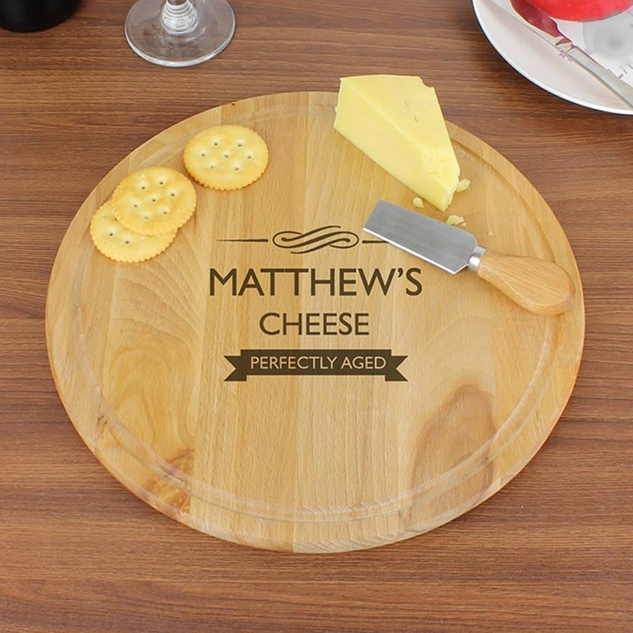 'Perfectly Aged' Personalised Board