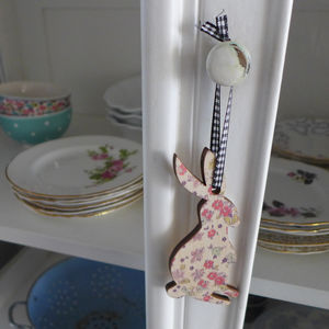 Rabbit Decoration - easter decorations