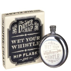 Mens Fab Hip Flask - gifts for him