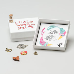 Personalised 'Little Love Kit'