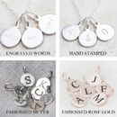 personalisation charms