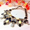 Grace Summer Crystal Necklace