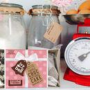 Birthday Cake 'Bake In The Box' Kit