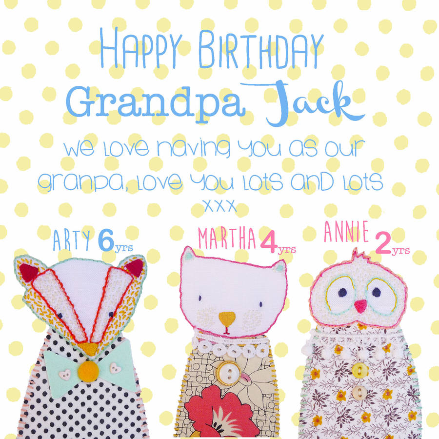 Happy Birthday Grandma Cards Hydro Test Engineer Sample