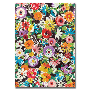 Flower Patch A6 Notebook